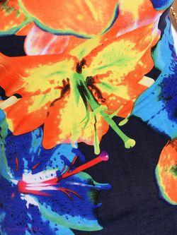 Топ Oodji                                                                                                              синий цвет