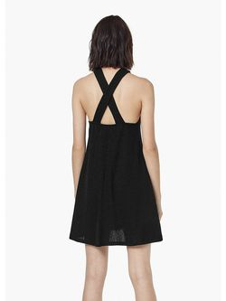 Платья Mango                                                                                                              черный цвет