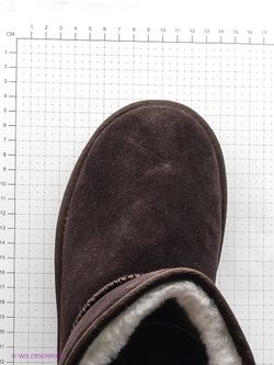 Угги Futura                                                                                                              коричневый цвет