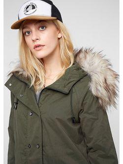 Пальто s.Oliver                                                                                                              зелёный цвет