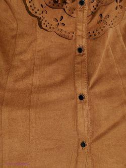 Блузки Sela                                                                                                              Горчичный цвет