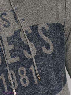 Свитшоты Guess                                                                                                              серый цвет