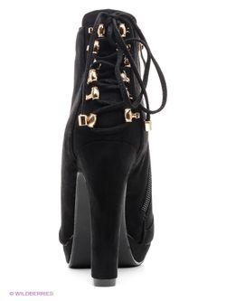 Ботильоны Burlesque                                                                                                              черный цвет