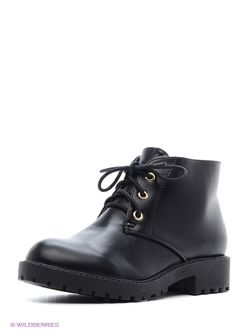 Ботинки Burlesque                                                                                                              черный цвет