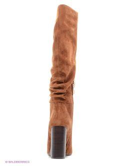 Сапоги Calipso                                                                                                              коричневый цвет