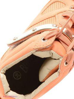 Сникеры Burlesque                                                                                                              оранжевый цвет