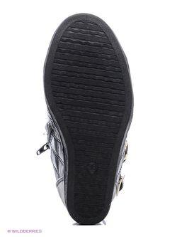 Сникеры Burlesque                                                                                                              черный цвет