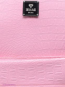 Рюкзаки iSwag                                                                                                              розовый цвет
