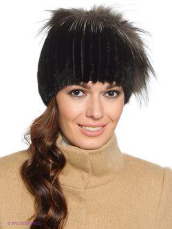 Шапки Ваша Шляпка                                                                                                              черный цвет