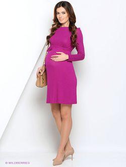 Платья One plus One                                                                                                              фиолетовый цвет