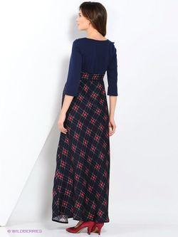 Платья MammySize                                                                                                              синий цвет