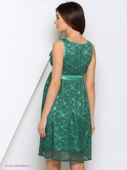 Платья MammySize                                                                                                              зелёный цвет