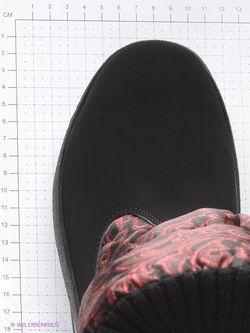 Сапоги Jog Dog                                                                                                              чёрный цвет