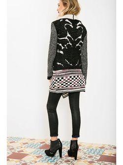Пуловеры Desigual                                                                                                              чёрный цвет