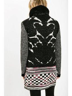Пуловеры Desigual                                                                                                              черный цвет