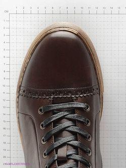 Кеды JUST COUTURE                                                                                                              коричневый цвет