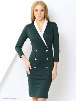 Платья Мадам Т Мадам Т                                                                                                              зелёный цвет