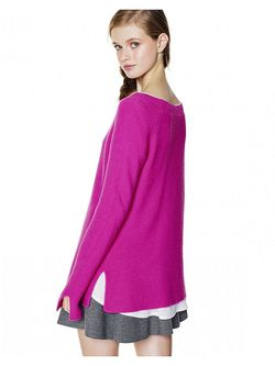 Джемперы United Colors Of Benetton                                                                                                              Фуксия цвет