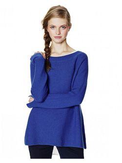 Джемперы United Colors Of Benetton                                                                                                              синий цвет