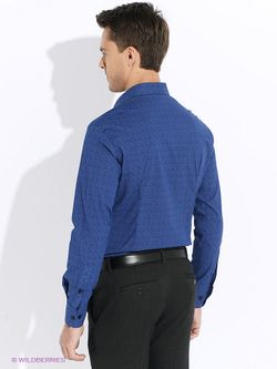Рубашки Club21                                                                                                              синий цвет