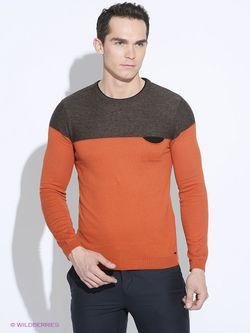 Джемперы Club21                                                                                                              коричневый цвет