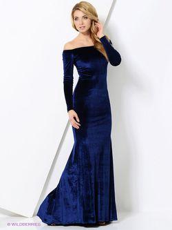 Платья ADL                                                                                                              синий цвет