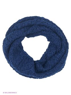 Шарфы Snezhna                                                                                                              синий цвет