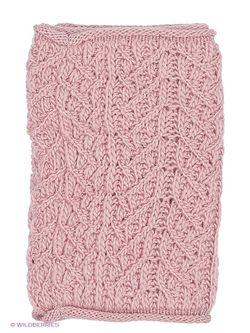 Шарфы Snezhna                                                                                                              розовый цвет
