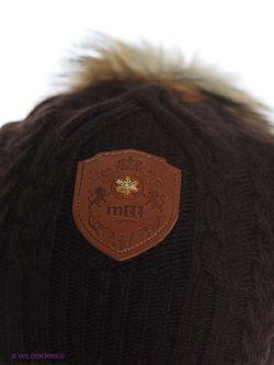 Шапки Marhatter                                                                                                              коричневый цвет
