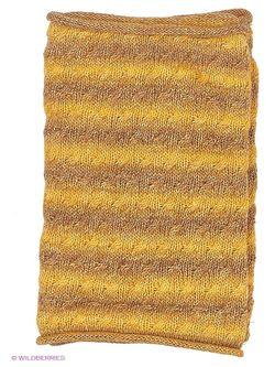Шарфы Marhatter                                                                                                              Золотистый цвет