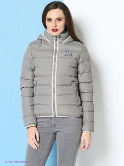 Куртки Trussardi                                                                                                              серый цвет