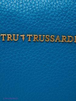 Сумки Trussardi                                                                                                              Бирюзовый цвет