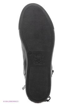 Ботинки Keddo                                                                                                              черный цвет
