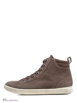 Ботинки Ecco                                                                                                              коричневый цвет