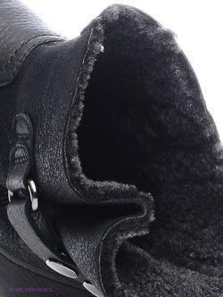 Ботильоны Ecco                                                                                                              чёрный цвет