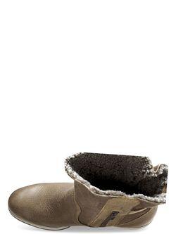 Ботильоны Ecco                                                                                                              коричневый цвет