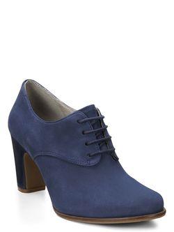 Ботильоны Ecco                                                                                                              синий цвет