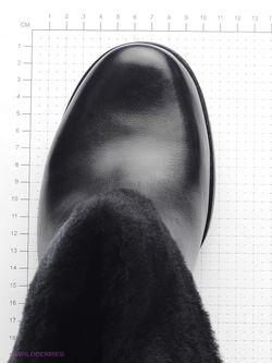 Ботильоны Ecco                                                                                                              черный цвет