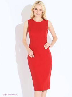 Платья Incity                                                                                                              красный цвет