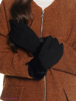 Перчатки Lovely Jewelry                                                                                                              чёрный цвет