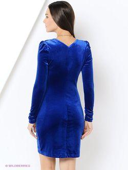 Платья Marlen                                                                                                              синий цвет