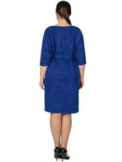 Платья Regina Style                                                                                                              Индиго цвет