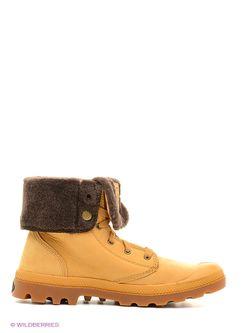 Ботинки Palladium                                                                                                              желтый цвет