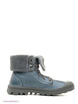 Ботинки Palladium                                                                                                              синий цвет