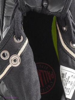Ботинки Palladium                                                                                                              чёрный цвет
