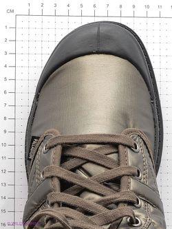 Ботинки Palladium                                                                                                              зелёный цвет