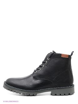 Ботинки Wrangler                                                                                                              черный цвет