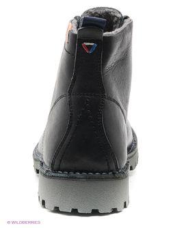 Ботинки Wrangler                                                                                                              чёрный цвет