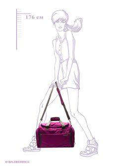 Сумки Verage                                                                                                              фиолетовый цвет