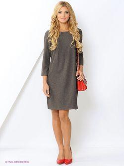 Платья Spicery                                                                                                              коричневый цвет